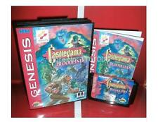 Castlevania Bloodlines NTSC-U for Sega MegaDrive system 16 bit MD card