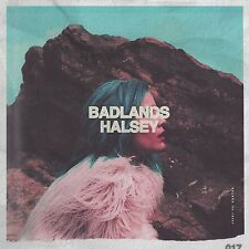 Halsey - Badlands - Deluxe CD with 5 Bonus Tracks - NEW & SEALED 2015