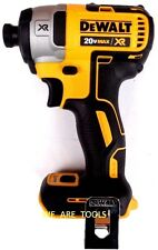 "NEW Dewalt DCF887 3-Speed Brushless 20V Max Cordless 1/4"" Impact Driver 20 Volt"
