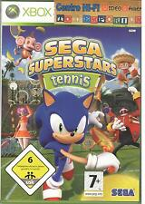 XBOX 360 SEGA SUPERSTARS TENNIS USATO GARANTITO