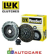 LUK - BMW 320 D TD E46 150bhp 03-05 LUK CLUTCH DUAL MASS FLYWHEEL & CLUTCH KIT