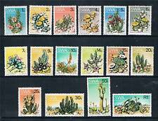 South West Africa 1973 Succulents SG 241/56 MNH