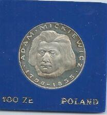 Poland / Polen - 100zl Adam Mickiewicz