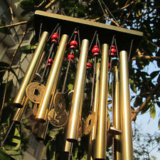 Amazing 10 Tubes Yard Garden Outdoor Living Wind Chimes 60cm