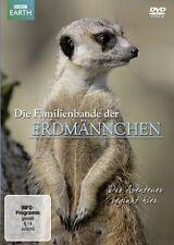 BBC Earth's - Die Familienbande der Erdmännchen - Das Abenteuer begi ( Tier-Doku