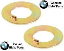 BMW E30 318i 325i M3 Steering Tie Rod Lock Plate Left Or Right Set Of 2  NEW