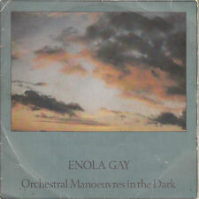 45TRS VINYL 7''/ FRENCH SP ORCHESTRAL MANOEUVRES IN THE DARK / ENOLA GAY