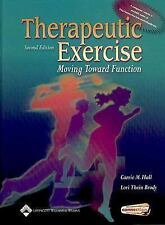 Therapeutic Exercise: Moving Toward Function-ExLibrary
