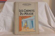 aventures de moebius & hergé : les carnets volés du major (1/1350ex n°)