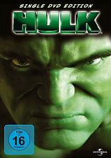JENNIFER CONNELLY,SAM ELLIOTT,ERIC BANA,NICK NOLTE - THE HULK  DVD NEU ANG LEE