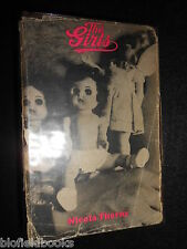SIGNED; NICOLA THORNE - The Girls - 1967-1st (Rosemary Ellerbeck) Vintage Novel