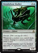 DEEPFATHOM SKULKER Oath of the Gatewatch MTG Creature — Eldrazi Rare