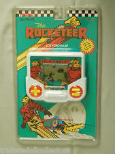 Rare DISNEY ROCKETEER 1991 ELECTRONIC Handheld LCD VIDEO GAME b TIGER_AL2291_NEW