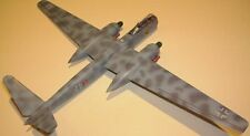 Hu-211 Hutter Germany Fighter Airplane Wood Model Replica Large Free Shipping