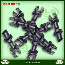 LAND ROVER DISCOVERY 1 - Single Brake Pipe Clip Bag of 10 (CRC1250L)