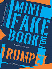 Mini Fake for Trumpet Instrumental Solo Learn to Play SONGS FABER Music BOOK