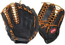 "Rawlings PPR1275 12.75"" Premium Pro Baseball Glove With Trap-Eze Web New w/ Tags"