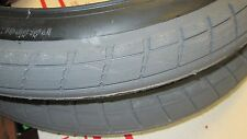 "BSD BMX BIKE TIRES fat AXLE D tires 2.40x20"" GREY 110psi Pair=2 tires+2TUBES NEW"