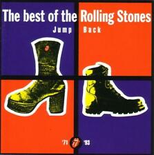 Rolling Stones ‎– Jump Back (The Best Of The Rolling Stones '71 - '93) - CD 1993