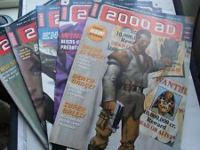 2000AD PROGS FOR SALE 3 FOR £1 - ALL EX CONDITION FROM APPROX 600-1199