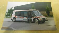 TTC Wheel-Trans (For Wheel Chairs etc) Bus Postcard