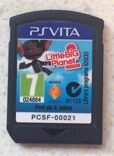 Little Big Planet LittleBigPlanet-solo carro -- Sony Playstation PS Vita