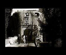 Croatie c. 1900 - RAGUSE Porte Pille - Verre Positif - 56