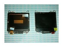 Display lcd per BlackBerry 8520 005 Curve black berry rim PARI A ORIGINALE bleck