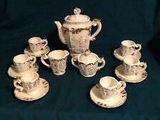 Japanese Porcelain Royal Sealy Tea Set