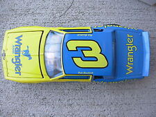 1995 Action 1:24 Dale Earnhardt Sr Wrangler #3 NASCAR 1 of 6,000 Rare