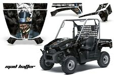 Yamaha Rhino 04-12 700/660/450 UTV Graphic Kit Wrap AMR Racing Decal Mad Hatter
