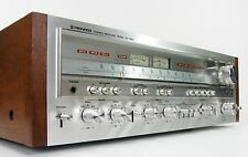 PIONEER SX-1050 VINTAGE MONSTER STEREO RECEIVER SERVICED 120 WPC * SUPERB!