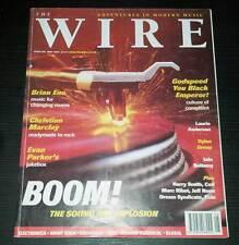 The Wire magazine 195 Eno Marclay Evan Parker Godspeed You Black Emperor!