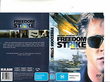 Freedom Strike-1998-Michael Dudikoff- Movie-DVD