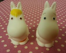 Moomin Family (MOOMIN COUPLE) Plastic Figure 2 pc Special Edition at Moomin Cafe