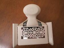 Martha Stewart Paper Punch SPIDER WEB Deep Double Edge Border Large