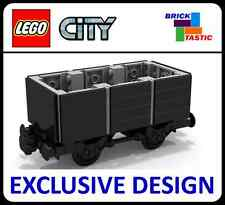 NEW Lego CITY train short plank wagon, 7 wide INSTRUCTIONS ONLY
