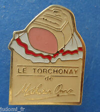 Pin's pin JAMBON LE TORCHONAY DE MATHURIN ONNO (ref H34)