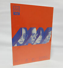 K-POP F(x) FX 4th Album [4 Walls] CD + Booklet + Photocard Sealed [Orange Cover]