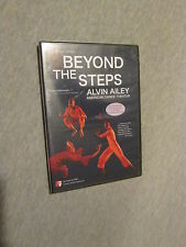 A Bertelsen Philm Beyond the Steps Alvin Ailey American Dance Theater DVD NEW