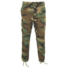 US Army PROPPER BDU Uniform woodland camouflage Hose pants trousers Tarnhose MS