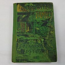 Vintage The Witch Family HB Children's Book By Eleanor Estes 1960