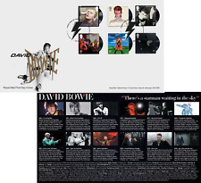 Great Britain -2017 DAVID BOWIE-FIRST DAY COVER SET (PRE ORDER- OUT 14th March)