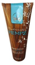 2017 Naturally Hempz Natural Maximizer Indoor Tanning Lotion 9 oz by Supre