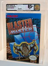 Blaster Master VGA 85+ Gold Nintendo NES New Factory Sealed Rare!!!