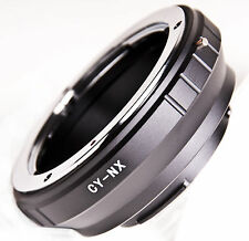 C/Y CY Contax Yashica lens to Samsung NX mount adapter ring for Galaxy NX2000 10