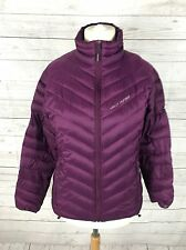 Women's HELLY HANSEN Mountain Down 700 + Puffa Jacket - Large UK12/14 - Purple