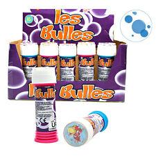 lot 24 bulles de savon + jeu de patience JOUET KERMESSE ANNIVERSAIRE ( revendeur