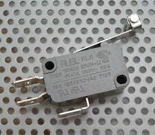 Micro Interruptor - Sensor Final De Carrera - NO NC - 16A - 250V - Micro Switch