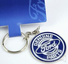 GENUINE FORD Parts Motor KEY RING Man Cave Pool Room